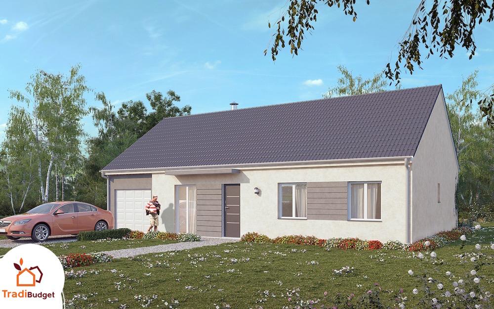 Tradibudget maison Modele Maison Styl Habitat Opale_A_2-0
