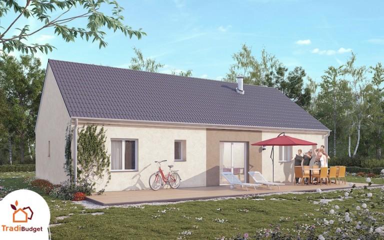 Plan et mod les de maisons constructeur de maison centre for Constructeur maison loire