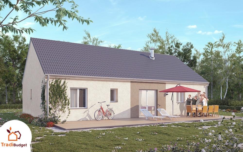 Tradibudget maison Modele Maison Styl Habitat Opale_A_2-1