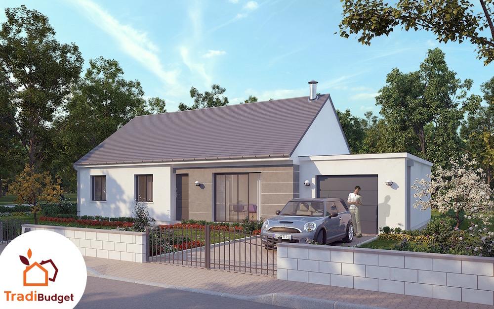 Tradibudget maison Modele Maison Styl Habitat Rubis_B_2