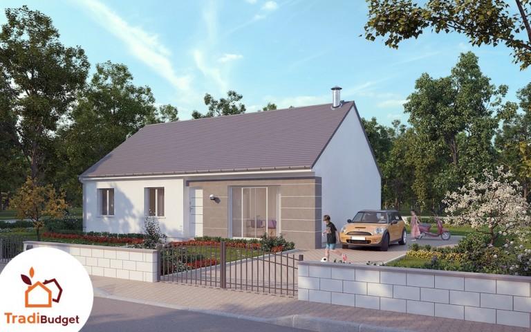 Tradibudget maison Modele Maison Styl Habitat Rubis_C_2