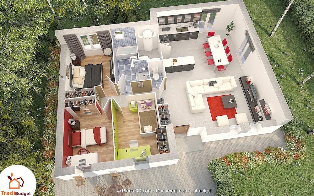 Tradibudget maison Tanzanite_AXO HD