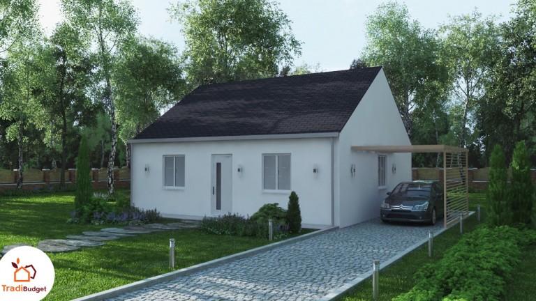 Rubis constructeur de maison centre val de loire for Constructeur de maison region centre